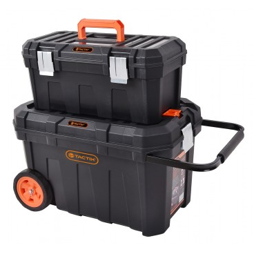 New 2 in 1 Rolling Tool Box - 320310