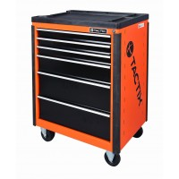 6-Drawer Wide Roll Away Cabinet - 326024
