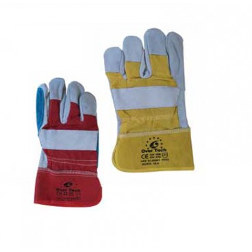 Leather Builders Gloves