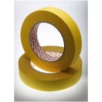 Masking tape Yellow Eurocell