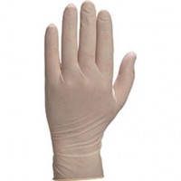 BOX 100 VENITACTYL 1310 LATEX DISPOSABLE GLOVES